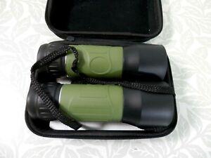 BEAR GRYLLS 10x42mm Trail Binoculars with Carry Case