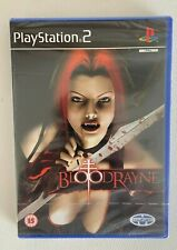 NEW PS 2 PAL GAME BLOODRAYNE PAL VERSION MAKE OFFER