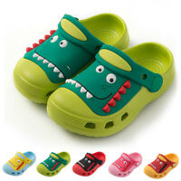 Summer Toddler Baby Boy Girl Cute Cartoon Beach Sandals Kid Slippers Flip Shoes