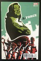 A-Force #3 1:20 Cho She-Hulk Variant Marvel Comic Book