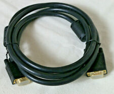 VGA Cable 6 ft SVGA Male to Male Computer Monitor Heavy Duty Cord