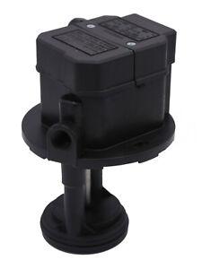 Kühlmittelpumpe Eintauchtiefe 60 mm 230V / 400V Eintauchpumpe