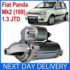 FITS FIAT 1.3 JTD DIESEL PANDA MULTIJET 2003-2012 NEW STARTER MOTOR