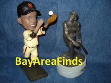 "San Francisco Giants Willie Mays ""World Series Catch"" Bobblehead & Statue SGA"