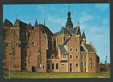 Nijmegen  Achterzijde Kanunnikenhuizen rond Stevenskerk