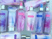 1 VICTORIA SECRET DIAMOND DUST RADIANCE COLLECTION CREAM LOTION MIST WASH U PICK