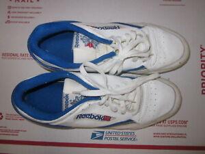 Vintage 1980's pair of Reebok Sneakers Shoes size 10 US !!!