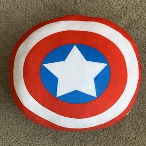 Captain America's Shield Cushion Miniso