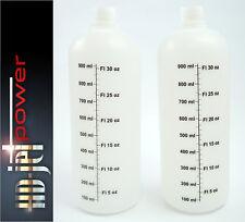 2 x Ersatz Flasche Schaumlanze Schaumkanone 1L Behälter HD Foam Lance