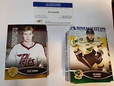 2012-13 ITG HEROES & PROSPECTS COMPLETE SET #1-150 MURRAY ++ LOADED! NO UPDATES