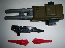 Transformers G1 Onslaught Nightbeat Ultra Magnus Weapon Gun Accessory Loose Lot