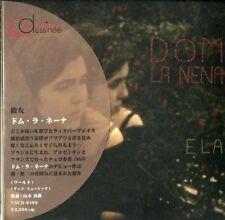 DOM LA NENA-ELA-JAPAN MINI LP CD BONUS TRACK E25