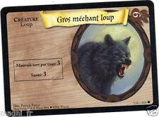 Harry Potter n° 110/116 - Créature Loup - Gros méchant loup (A455)
