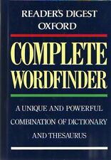 B000EGLYQE Readers Digest Oxford Complete Wordfinder: A Unique and Powerful Com