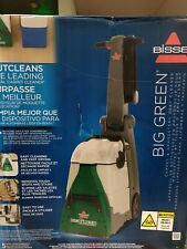 Bissell Big Green Deep Cleaning Professional Grade Carpet Cleaner Machine