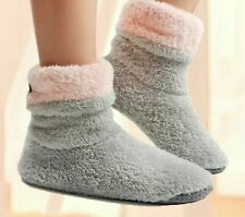 Home Women's Indoor Footwear Slipper Plush Slipper Styles Winter Warmer Wear New