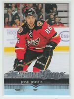 (70057) 2014-15 UPPER DECK YOUNG GUNS JOSH JOORIS #488 RC