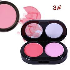 Mineral Blusher Bare Face Mineral cheek rouge Skin-friendly Comestic Blush #ALU