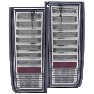 ANZO USA 321246 Tail Light Assembly For 2003-2009 Hummer H2