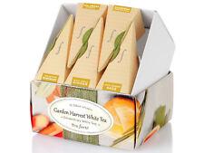 TEA Fortè GARDEN HARVEST white BIO box 10 filtri piramide tè bianchi alla frutta