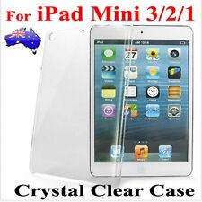 HQ Crystal Clear Slim Hard Case Cover For Apple iPad Mini 3/2/1(Ultra Thin Skin)