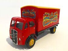 CORGI 31702 Classics fabricants de selles célèbre FETE FORAINE ERF Box Van modèle échelle 1:50