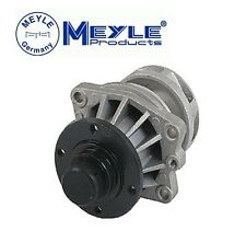 Meyle Engine Cooling motor coolant cool Water Pump w/ Metal Impeller NEW For BMW