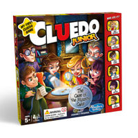 Cluedo Junior Board Game from Hasbro Gaming - NEW