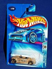 Hot Wheels 2004 Roll Patrol Series #179 Hyundai Spyder Concept Khaki  w/ 10SPs