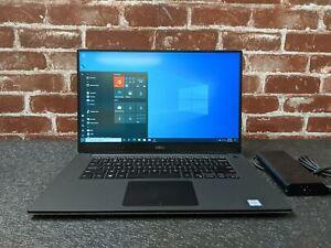 Dell XPS 15 7590 FHD I7-9750H 1TB SSD 16GB W10P Nvidia GTX 1650 Fingerprint