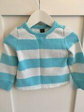 Little Girls Baby Gap Striped Sweatshirt Age 2