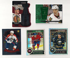 14/15 SPX FINITE BLACKHAWKS ADAM CLENDENING ROOKIE CARD #1