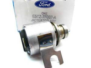 NEW GENUINE OEM Ford E5TZ-7F037-A Auto Trans Control Solenoid TCC Lockup