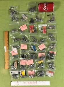 Mixed Lot of 90+ Dungeons and Dragons Miniatures Partha, Texas, RFAM, more