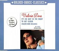 Valerie Dore ‎Maxi CD The Night - Germany (M/M)