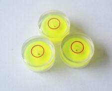 Nivel de burbuja círculo Redondo Circular Diámetro Disco 12x7.5 mm