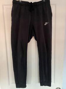 Nike Track Pants Size L, Black