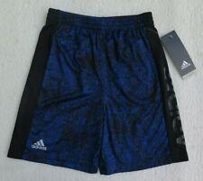 ADIDAS Boys' Motivation Blue/Black Shorts - Size L(14/16) - NWT - MSRP$30.00