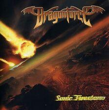Sonic Firestorm - 2 DISC SET - Dragonforce (2010, CD NUEVO)