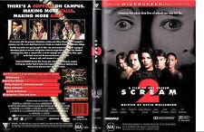 Scream 2-1997-David Arquette -Movie-DVD
