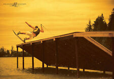 Danny Harf Wakeboard Poster w/Free Parks Poster