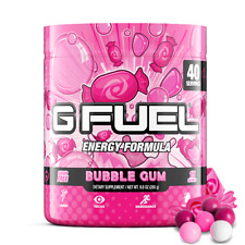 G Fuel BUBBLEGUM Tub Energy and Endurance Formula 40 Servings UK SELLER