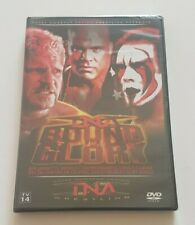 TNA Impact Wrestling Bound For Glory 2006 DVD