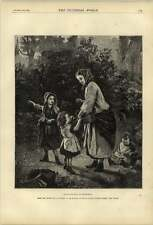 1874 Blackberry recolectores un F Patten caza de focas
