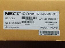 Nec Dt400 Series Dtz-12D-3 (Bk) Telephone Stock # 650002