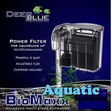 Deep Blue Professional Biomaxx Nano Filter for Aquarium HANG ON THE BACK FILTER