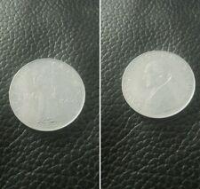 Città del Vaticano moneta 100 lire del 1965 Papa Paolo VI