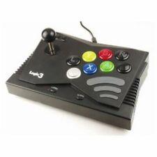Xbox Original ARCADE STICK logic 3 xb710 xbox classic best arcade coinops stick