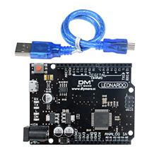 diymore Leonardo R3 ATMEGA32U4-AU Microcontroller Development Board for Arduino