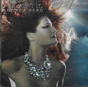 """MUSIK-2`CD-ALBUM: ANDREA BERG """" ATLANTIS """""""
